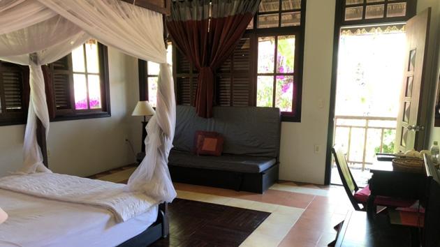Un hôtel confortable au bord de la mer à Mui Ne au Vietnam