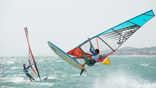 Un séjour windsurf dans un hôtel tout confort au Vietnam