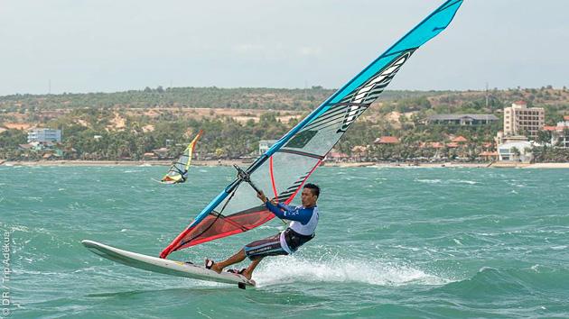 Votre séjour windsurf à Mui Ne au Vietnam