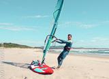 Le spot de windsurf parfait devant votre hôtel au Portugal - voyages adékua